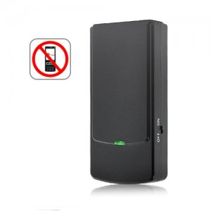 Phone No More - Mini Wireless Cellphone Signal Jammer